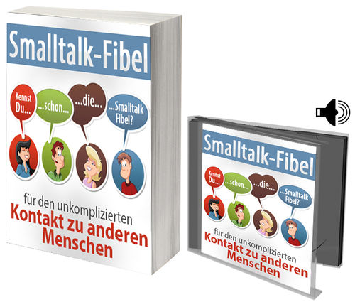 Smalltalk Fibel - Ebook + Audioguide