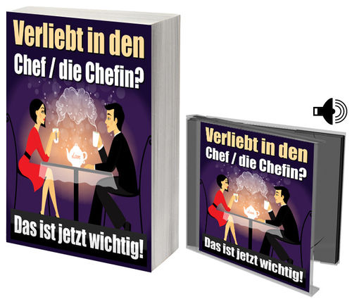 Verliebt in den Chef - Ebook + Audioguide